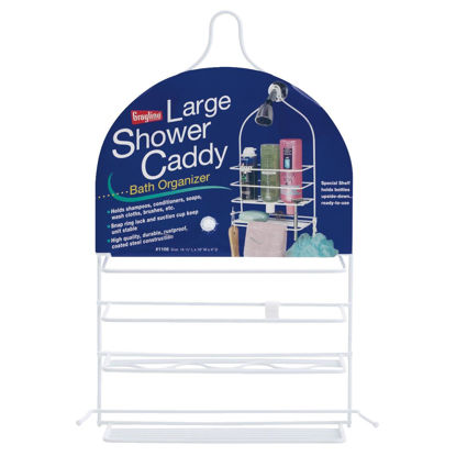 Picture of Grayline 10 In. x 16-1/2 In. x 4 In. Large Shower Caddy