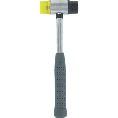 Picture of Great Neck 8 Oz. Plastic/Rubber Mallet with Tubular Steel Handle
