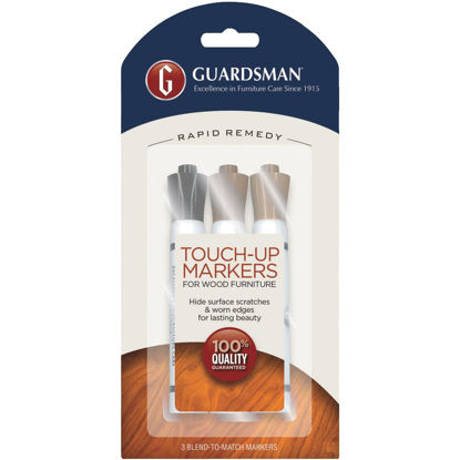 Picture of Guardsman Rapid Remedy Wood Furniture Touch-Up Marker (3-Count)
