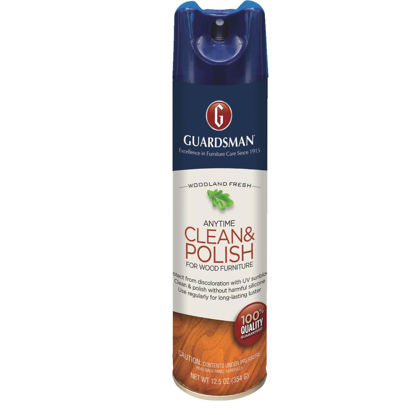 Picture of Guardsman 12.5 Oz. Woodland Fresh Anytime Clean & Polish for Wood Furniture