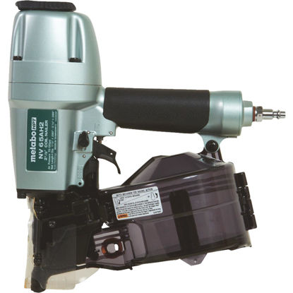 Picture of Metabo 16 Degree 2-1/2 In. Coil Siding Nailer