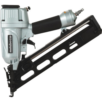 Picture of Metabo 15-Gauge 2-1/2 In. Angled Finish Nailer