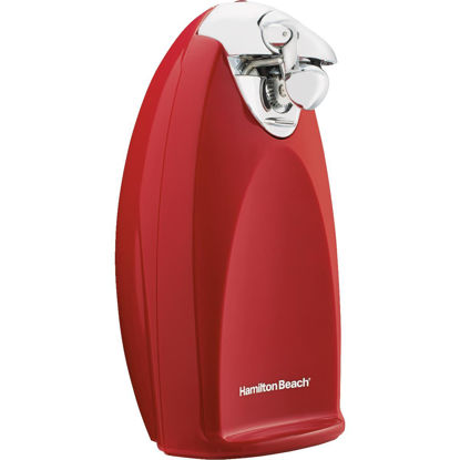 Picture of Hamilton Beach SureCut Red Electric Can Opener