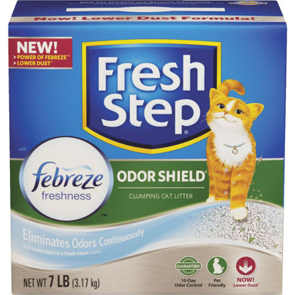 Picture of Fresh Step Odor Shield 7 Lb. Odor Control Cat Litter