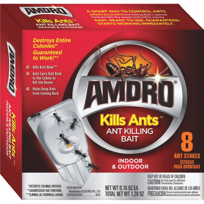 Picture of Amdro 1.28 Oz. Solid Ant Bait Stake (8-Pack)