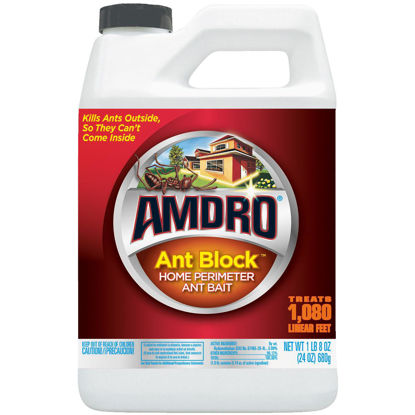 Picture of Amdro Ant Block 24 Oz. Ready To Use Granules Home Perimeter Ant Killer