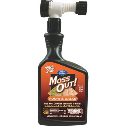 Picture of Lilly Miller MOSS OUT! 27 Oz. Ready To Spray Moss & Algae Killer
