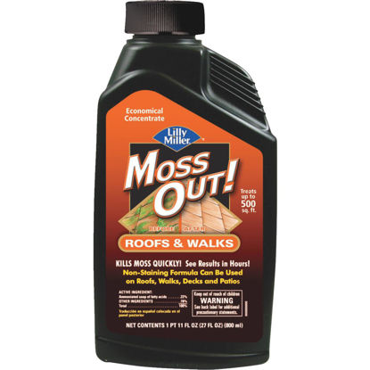 Picture of Lilly Miller MOSS OUT! 27 Oz. Concentrate Moss & Algae Killer