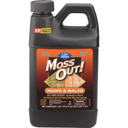 Picture of Lilly Miller MOSS OUT! 54 Oz. Concentrate Moss & Algae Killer