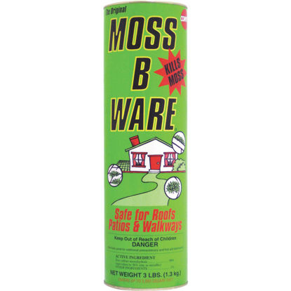 Picture of Corry's Moss-B-Ware 3 Lb. Ready To Use Granule Moss & Algae Killer