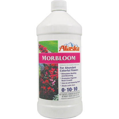 Picture of Alaska Morbloom 32 Oz. 0-10-10 Concentrated Liquid Plant Food