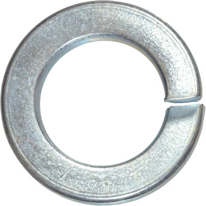 Picture of Hillman #8 Steel Zinc Plated Lock Washer (30 Ct.)