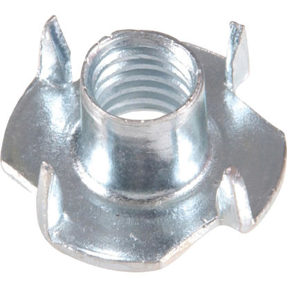 Picture of Hillman #10 24 tpi Pronged Tee Nuts (4 Ct.)