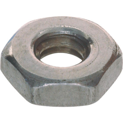 Picture of Hillman #6 32 tpi Stainless Steel Hex Machine Screw Nut (100 Ct.)