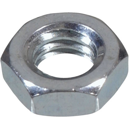 Picture of Hillman #8 32 tpi Stainless Steel Hex Machine Screw Nut (100 Ct.)