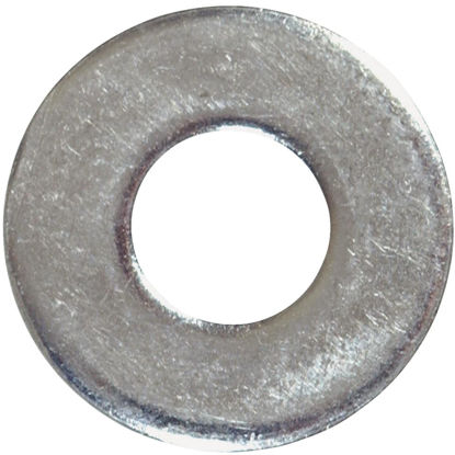 Picture of Hillman #8 Steel Zinc Plated Flat SAE Washer (100 Ct.)