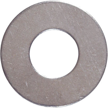 Picture of Hillman #6 Stainless Steel Flat Washer (100 Ct.)