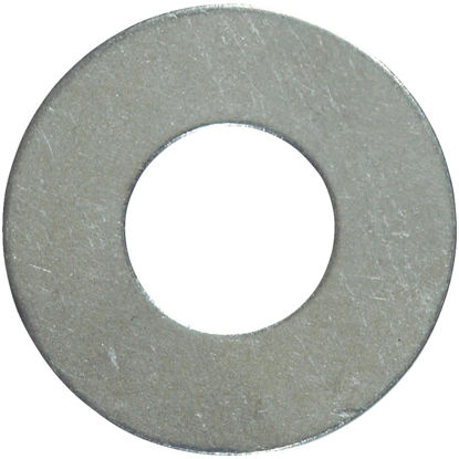 Picture of Hillman #8 Stainless Steel Flat Washer (100 Ct.)