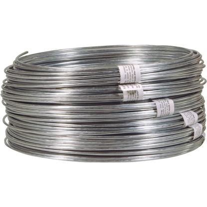 Picture of HILLMAN ANCHOR WIRE 50 Ft. 9 Ga. Non-Snarling Clothesline