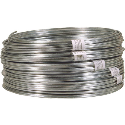 Picture of HILLMAN ANCHOR WIRE 50 Ft. 12 Ga. Non-Snarling Clothesline