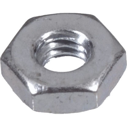 Picture of Hillman #10 24 tpi Low-Carbon Steel Hex Machine Screw Nut (20 Ct.)