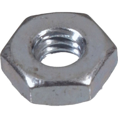 Picture of Hillman #8 32 tpi Low-Carbon Steel Hex Machine Screw Nut (24 Ct.)