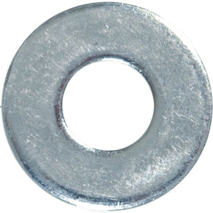Picture of Hillman #8 Steel Zinc Plated Flat SAE Washer (30 Ct.)
