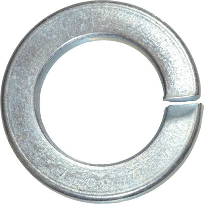 Picture of Hillman #10 Hardened Steel Zinc Plated Split Lock Washer (100 Ct.)