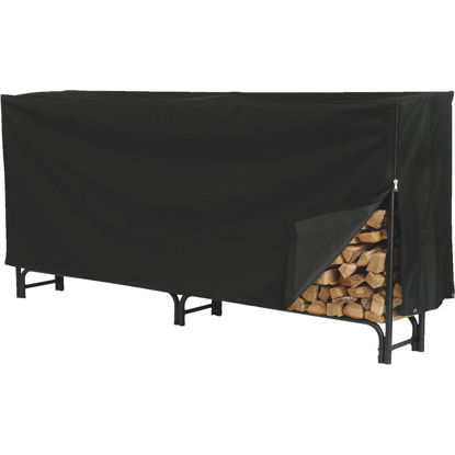 Picture of Shelter Large Deluxe Log Rack Cover, 90 In. L