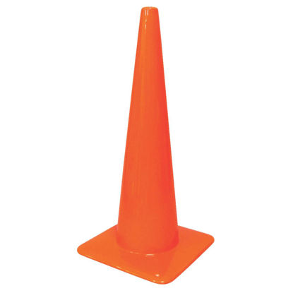 Picture of Hyko 28 In. H Orange Safety Cone