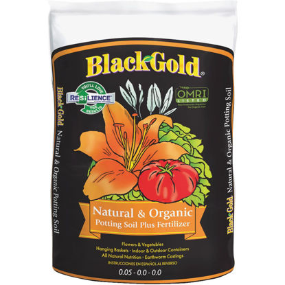 Picture of Black Gold 8 Qt. All Purpose Natural & Organic Potting Soil