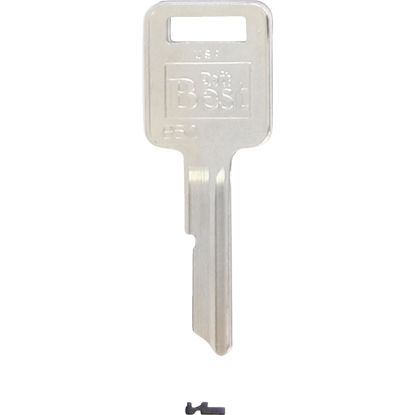 Picture of Do it Best GM Nickel Plated Automotive Key, B50 (10-Pack)
