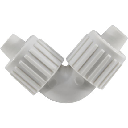 Picture of Flair-It 3/8 In. x 3/8 In. Plastic Compression PEX Elbow