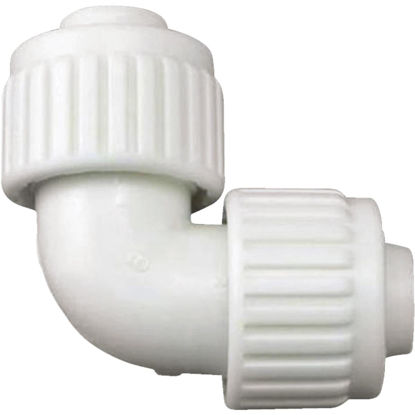 Picture of Flair-It 3/4 In. x 3/4 In. Plastic Compression PEX Elbow
