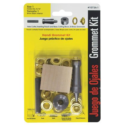 Picture of Lord & Hodge 5/16 In. Brass Grommet Kit