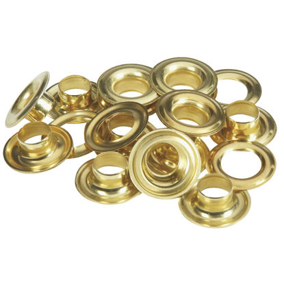 Picture of Lord & Hodge 7/16 In. Brass Grommet Refills (12 Ct.)