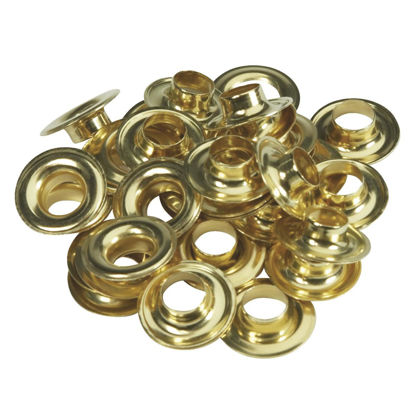 Picture of Lord & Hodge 3/8 In. Brass Grommet Refills (24 Ct.)