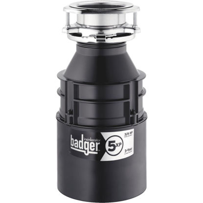Picture of Insinkerator Badger 3/4 HP Dura-Drive Garbage Disposal, 3 Year Warranty