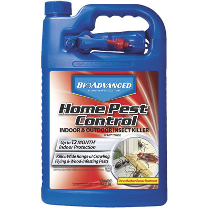 Picture of BioAdvanced Home Pest Control 1 Gal. Ready To Use Trigger Spray Insect Killer