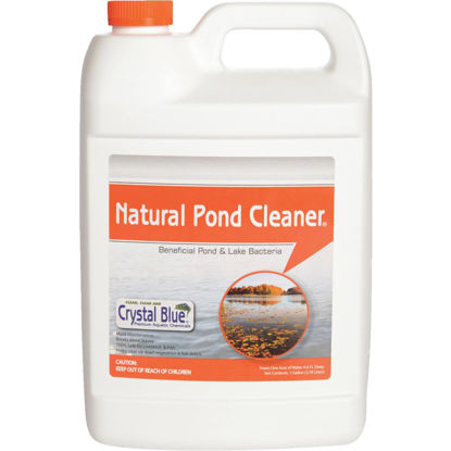 Picture of Crystal Blue 1 Gal. Natural Pond Cleaner Step 2