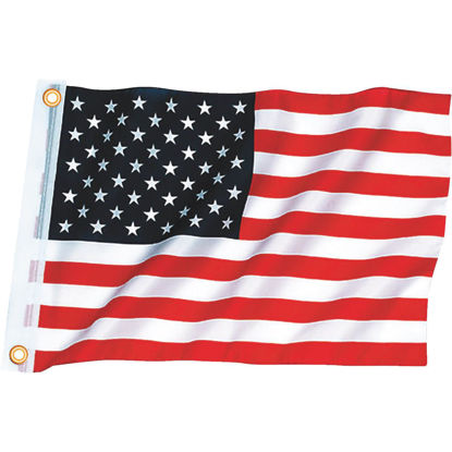 Picture of Seachoice 12 In. x 18 In. American Flag