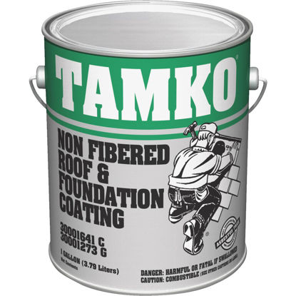 Picture of Tamko 1 Gal. Non-Fibered Roof And Foundation Coating