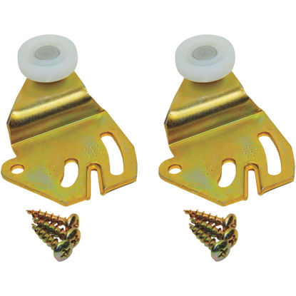 Picture of Johnson Hardware 3/8 In. Offset Hanger Bypassing Hardware (2-Count)