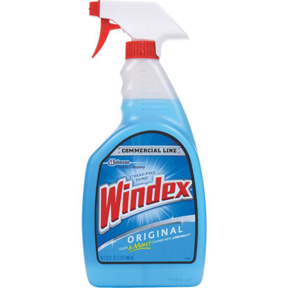 Picture of Windex Commercial Line 32 Oz. Glass & Surface Cleaner