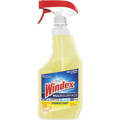 Picture of Windex 23 Oz. Antibacterial Multisurface Cleaner