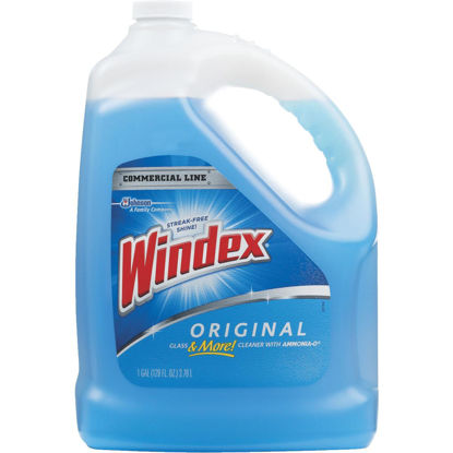Picture of Windex Commercial Line 1 Gal. Glass & Surface Cleaner