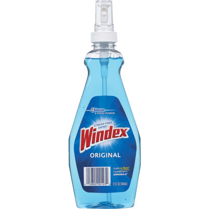 Picture of Windex Original 12 Oz. Glass Cleaner