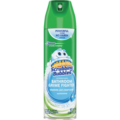 Picture of Scrubbing Bubbles 20 Oz. Disinfectant Penetrating Foam Bathroom Cleaner
