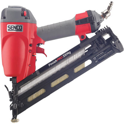 Picture of Senco FinishPro 35Mg 15-Gauge 2-1/2 In. Angled Finish Nailer