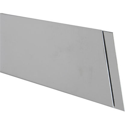 Picture of K&S Stainless Steel 1 In. x 12 In. Strip Stock
